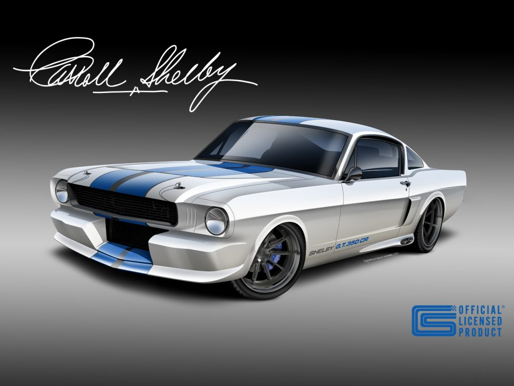 CLASSIC RECREATIONS FIRST TO OFFER ECOBOOST ENGINES IN SHELBY ...
