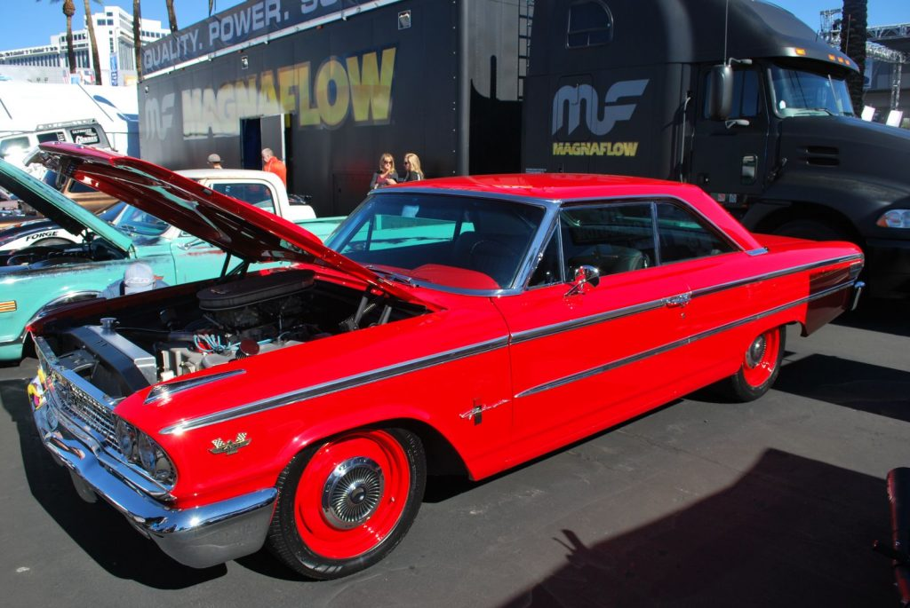 BODIE STROUD REVAMPS A 1963 FORD GALAXIE ON THIS WEEK'S