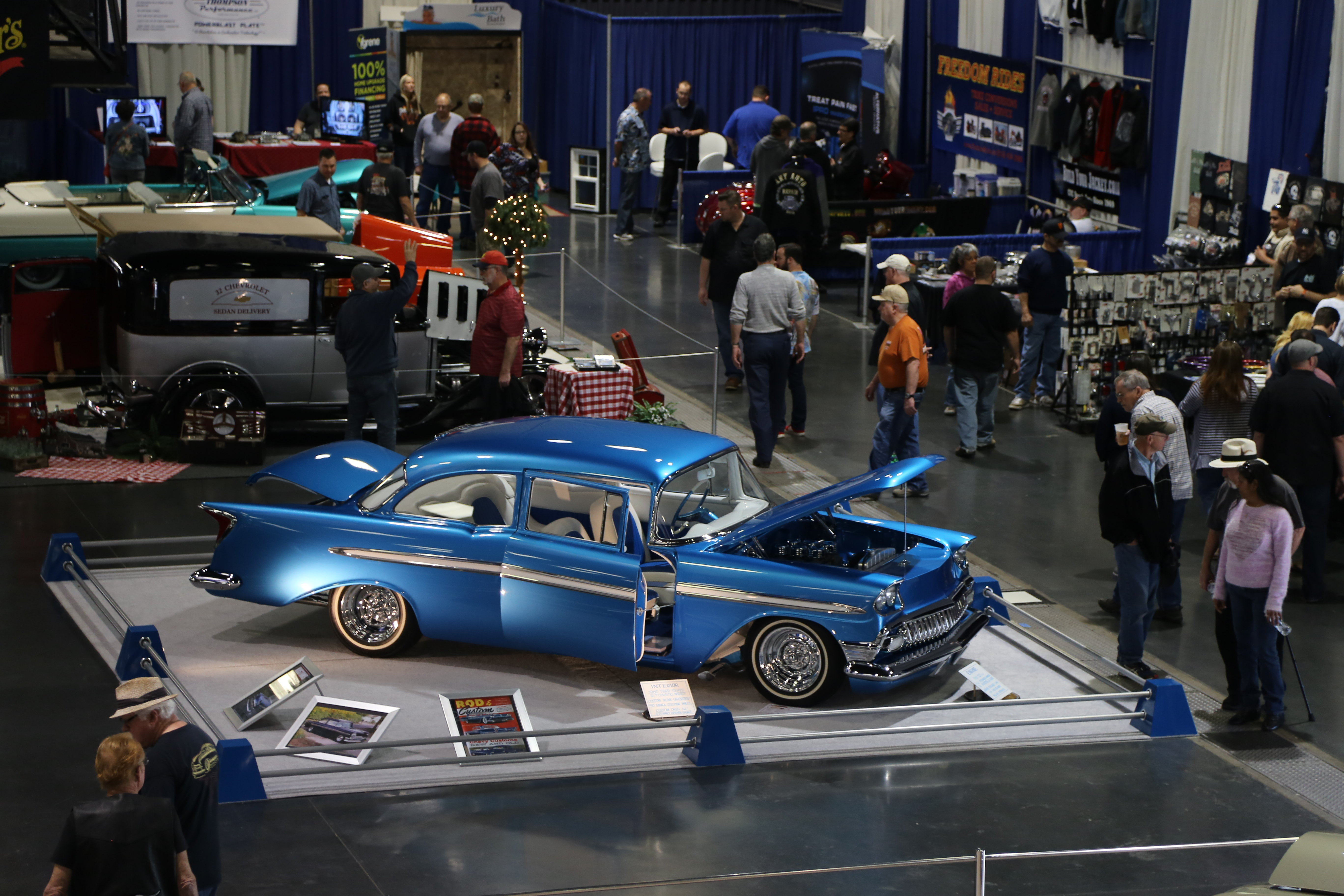 THE TH ANNUAL SACRAMENTO AUTORAMA RETURNS TO THE CAL EXPO - Car show in sacramento this weekend