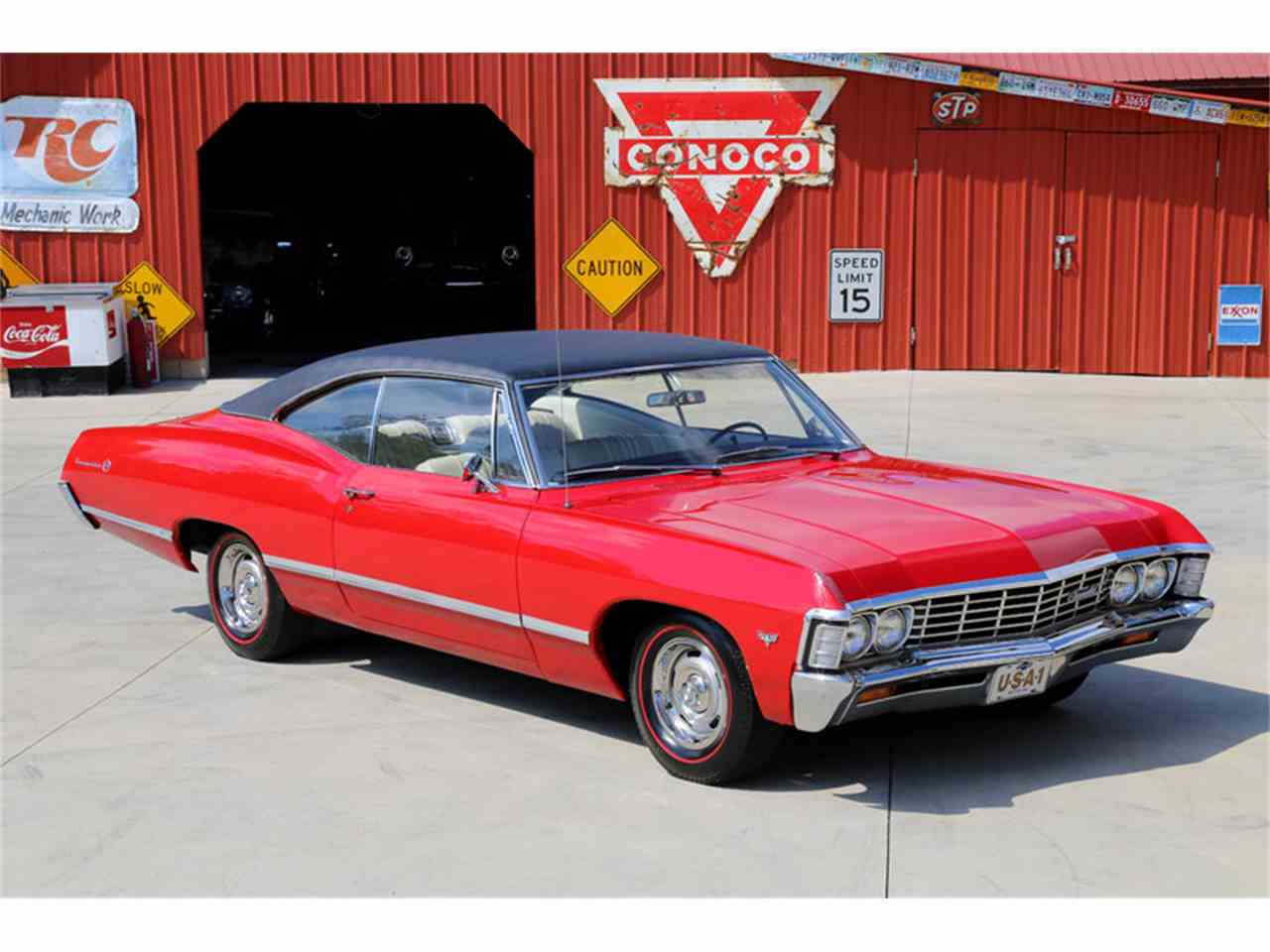 WHAT WOMEN WANT: CLASSICCARS.COM REPORTS: 1967 IMPALA MOST SEARCHED ...