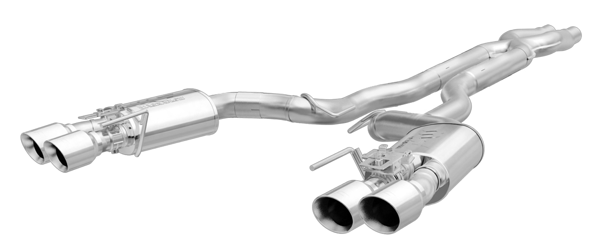 MAGNAFLOW LAUNCHES CAT-BACK AND AXLE-BACK EXHAUST SYSTEMS