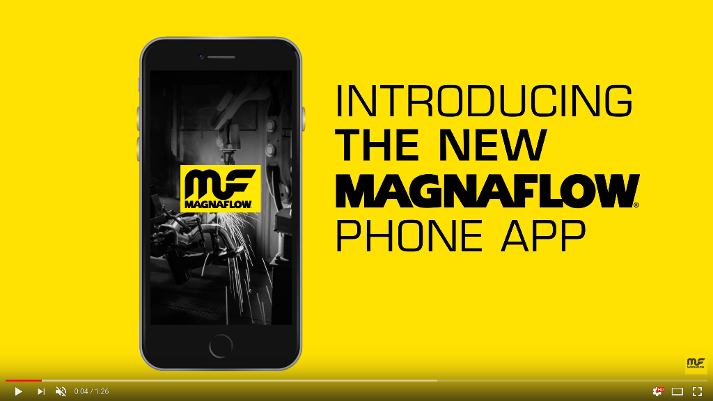MAGNAFLOW LAUNCHES NEW APP TO HELP CUSTOMERS FIND THE RIGHT
