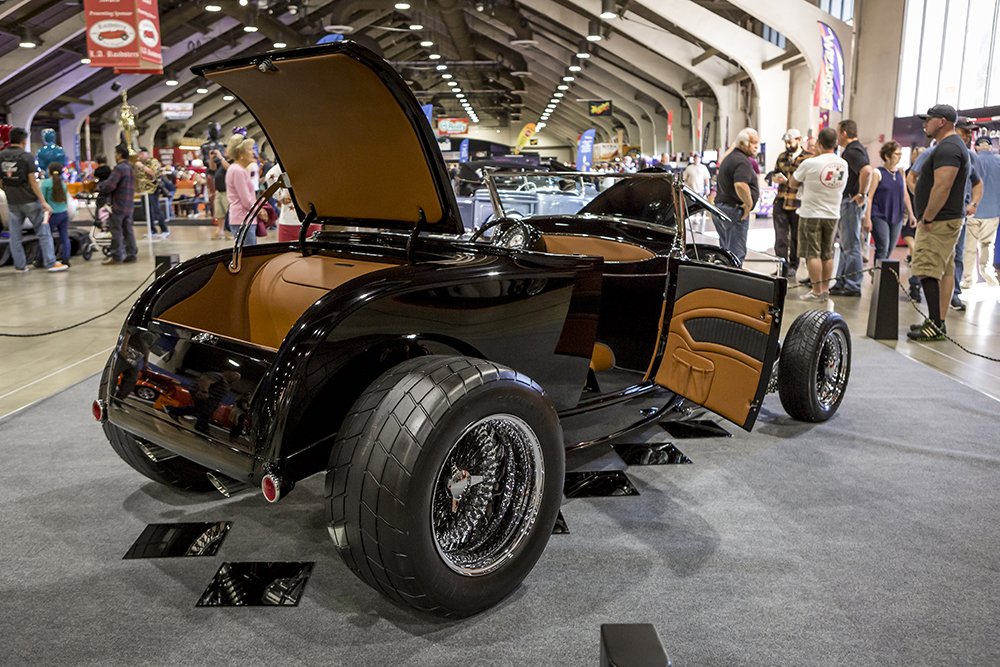 THE TH ANNUAL GRAND NATIONAL ROADSTER SHOW RETURNS TO THE FAIRPLEX - Hot rod show 2018