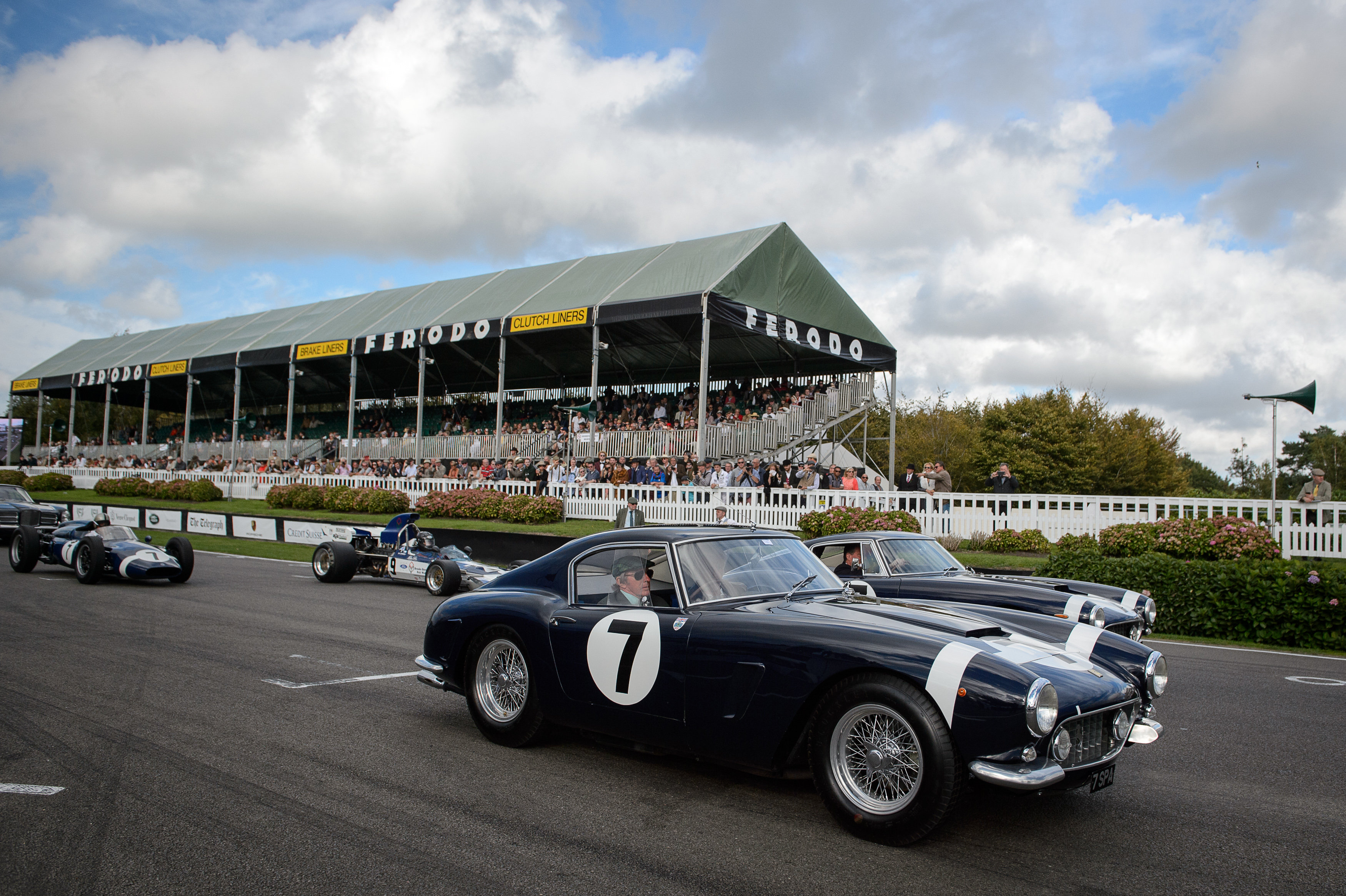 2018 goodwood revival honors two decades of motoring heritage and culture kahn media. Black Bedroom Furniture Sets. Home Design Ideas