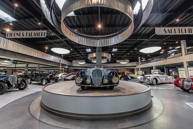 Mullin Automotive Museum Pandemic Shift